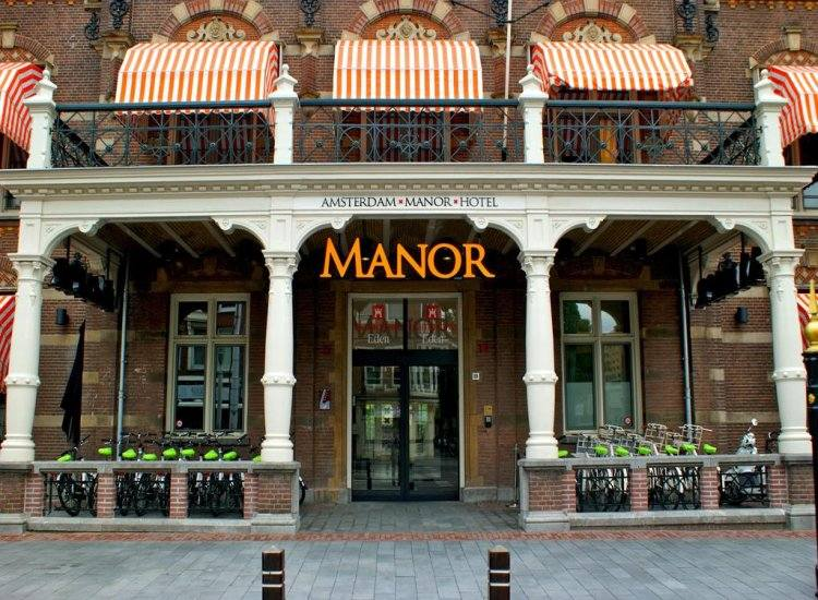 Hampshire - The Manor Amsterdam